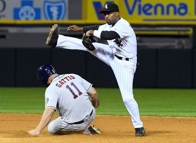 Houston Astros vs. Chicago White Sox - 7/1/16 MLB Pick, Odds, and Prediction