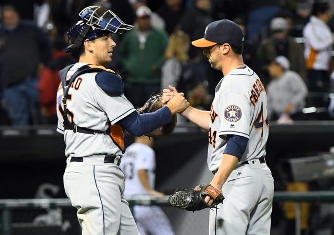 Houston Astros vs. Chicago White Sox - 7/2/16 MLB Pick, Odds, and Prediction