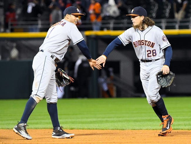 Chicago White Sox vs. Houston Astros - 5/19/16 MLB Pick, Odds, and Prediction