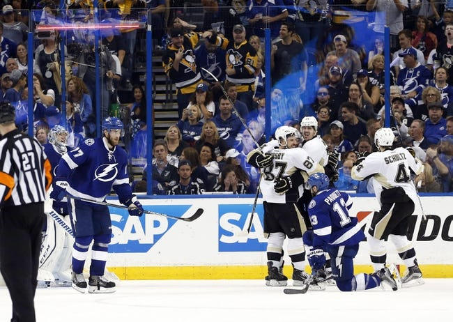 Penguins at Lightning Game 4 - 5/20/16 NHL Pick, Odds, and Prediction