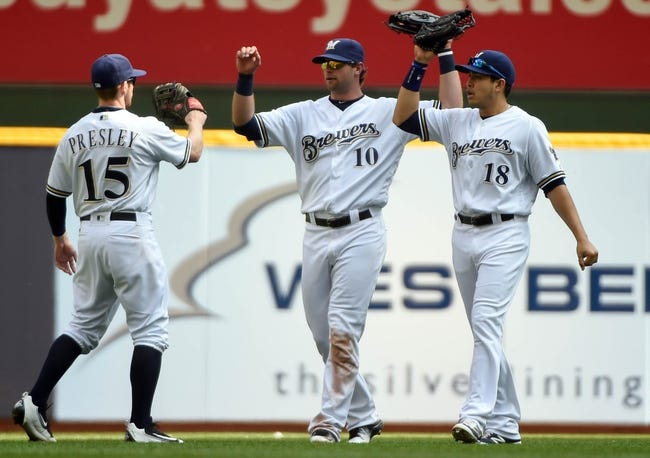 Milwaukee Brewers vs. Chicago Cubs - 7/22/16 MLB Pick, Odds, and Prediction