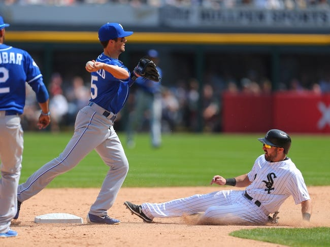 Chicago White Sox vs. Kansas City Royals - 5/22/16 MLB Pick, Odds, and Prediction