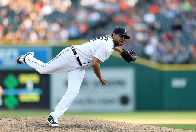 Detroit Tigers vs. Tampa Bay Rays - 5/22/16 MLB Pick, Odds, and Prediction