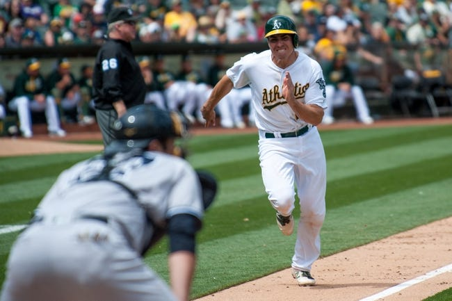 Oakland Athletics vs. New York Yankees - 5/22/16 MLB Pick, Odds, and Prediction