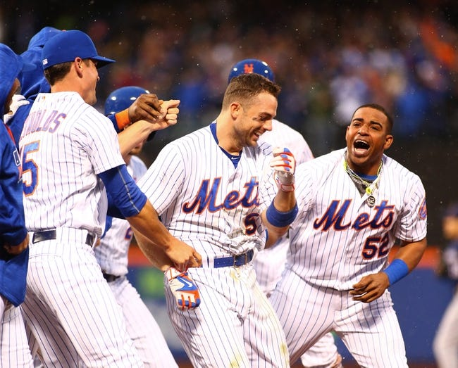 Mets vs. Brewers - 5/22/16 MLB Pick, Odds, and Prediction