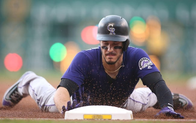 Colorado Rockies vs. Pittsburgh Pirates - 6/9/16 MLB Pick, Odds, and Prediction