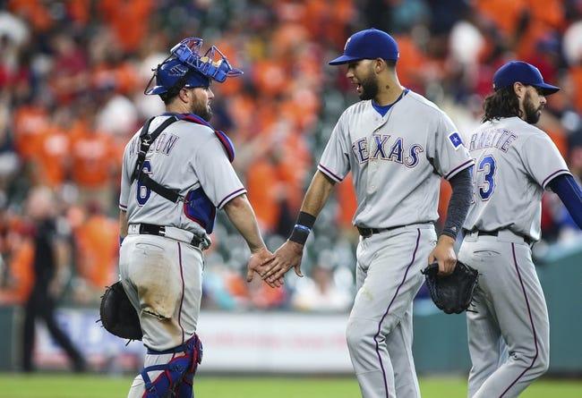 Texas Rangers vs. Houston Astros - 6/7/16 MLB Pick, Odds, and Prediction