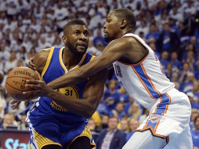 Oklahoma City Thunder vs. Golden State Warriors - 5/24/16 NBA Pick, Odds, and Prediction