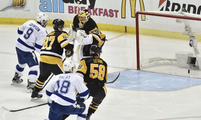 Penguins at Lightning Game 6 - 5/24/16 NHL Pick, Odds, and Prediction