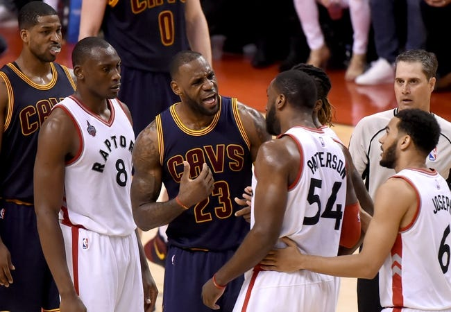 Raptors at Cavaliers Game 5 - 5/25/16 NBA Pick, Odds, and Prediction