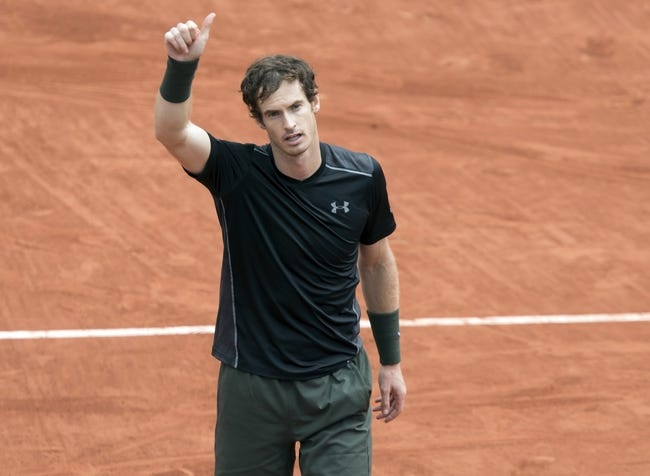 Andy Murray vs. Richard Gasquet 2016 French Open Quarterfinal Pick, Odds, Prediction