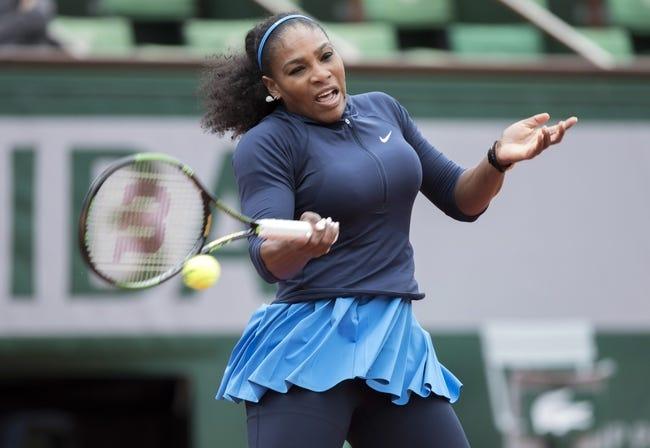 Serena Williams vs. Kristina Mladenovic 2016 French Open Pick, Odds, Prediction