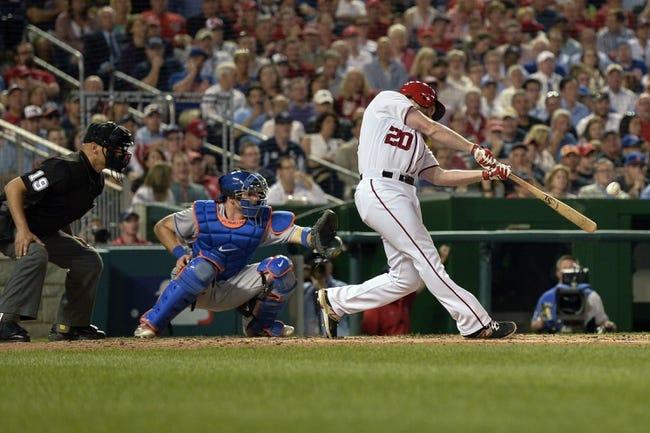 Washington Nationals vs. New York Mets - 5/25/16 MLB Pick, Odds, and Prediction