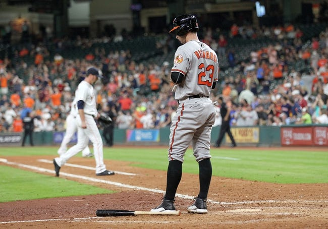 Astros vs. Orioles - 5/25/16 MLB Pick, Odds, and Prediction