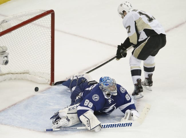 Pittsburgh Penguins vs. Tampa Bay Lightning - 5/26/16 NHL Pick, Odds, and Prediction