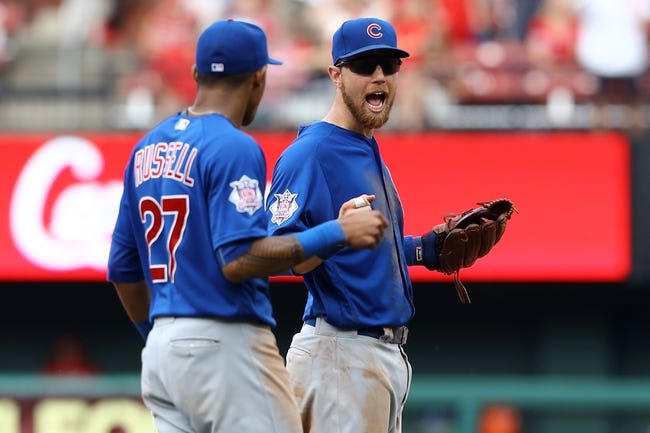 Cubs vs. Cardinals - 6/20/16 MLB Pick, Odds, and Prediction