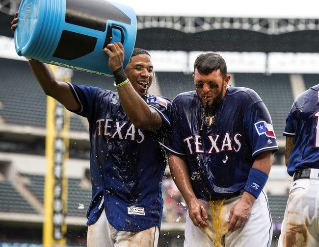 Los Angeles Angels vs. Texas Rangers - 7/18/16 MLB Pick, Odds, and Prediction