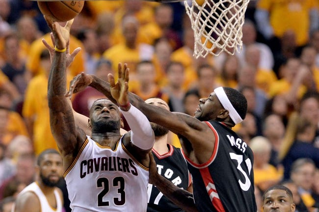 Toronto Raptors vs. Cleveland Cavaliers - 5/27/16 NBA Pick, Odds, and Prediction