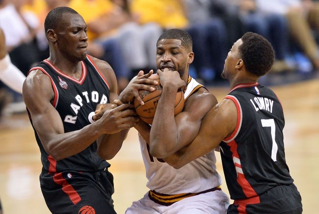 Cavaliers at Raptors Game 6 - 5/27/16 NBA Pick, Odds, and Prediction