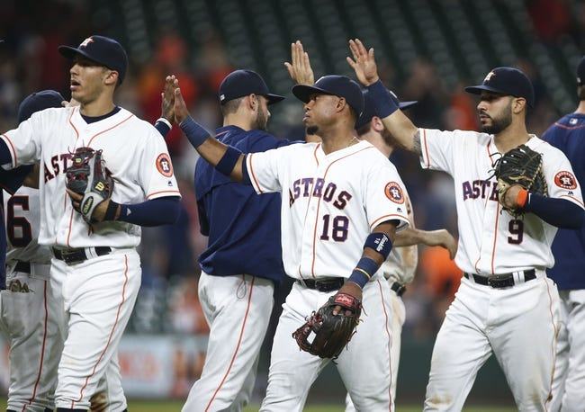 Houston Astros vs. Baltimore Orioles - 5/26/16 MLB Pick, Odds, and Prediction