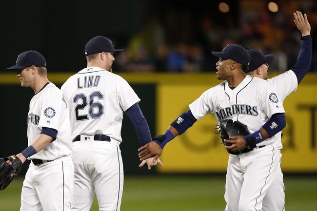 Athletics vs. Mariners - 8/13/16 MLB Pick, Odds, and Prediction