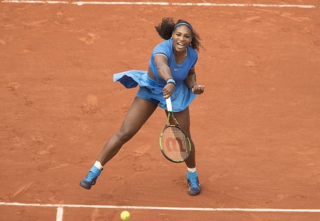 Serena Williams vs. Elina Svitolina 2016 French Open Pick, Odds, Prediction