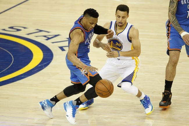 Thunder at Warriors Game 7 - 5/30/16 NBA Pick, Odds, and Prediction