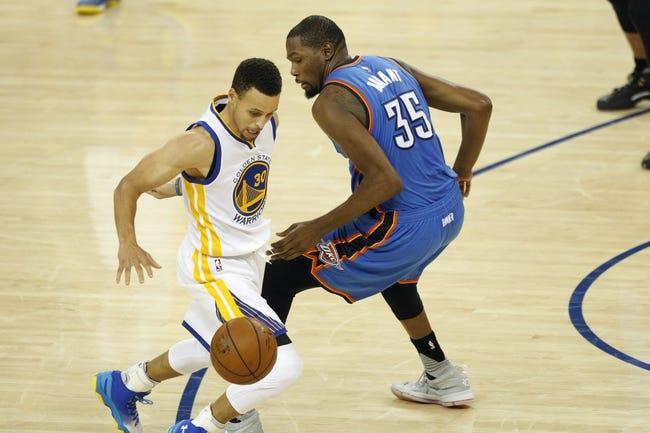 Warriors at Thunder Game 6 - 5/28/16 NBA Pick, Odds, and Prediction