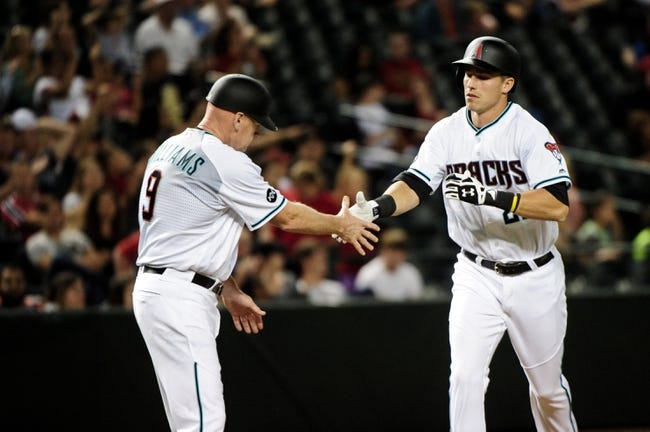Diamondbacks vs. Padres - 5/29/16 MLB Pick, Odds, and Prediction