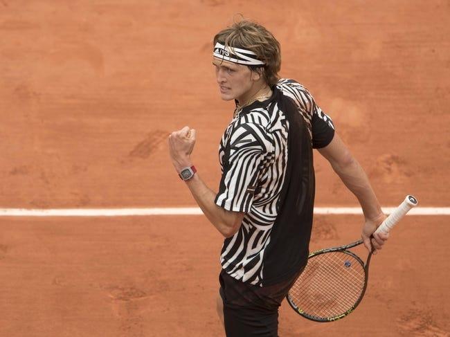 David Goffin vs. Alexander Zverev 2018 Rome Masters Tennis Pick, Preview, Odds, Prediction