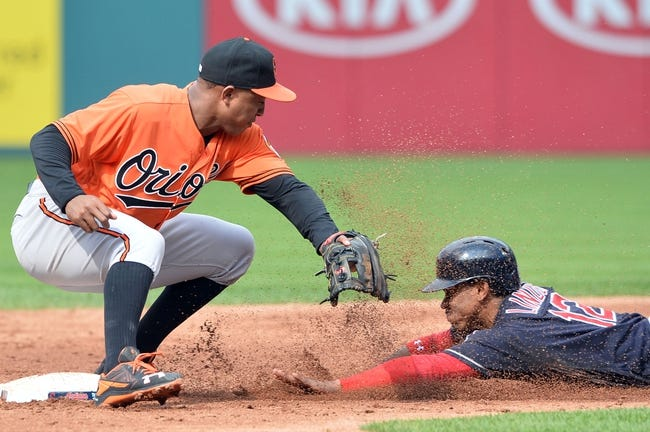 Cleveland Indians vs. Baltimore Orioles - 5/29/16 MLB Pick, Odds, and Prediction