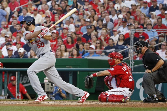 Washington Nationals vs. St. Louis Cardinals - 5/29/16 MLB Pick, Odds, and Prediction