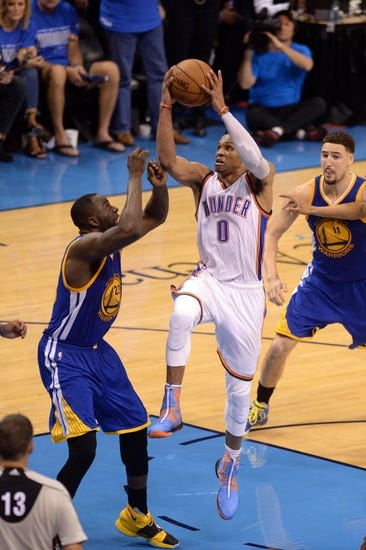 Golden State Warriors vs. Oklahoma City Thunder - 5/30/16 NBA Pick, Odds, and Prediction