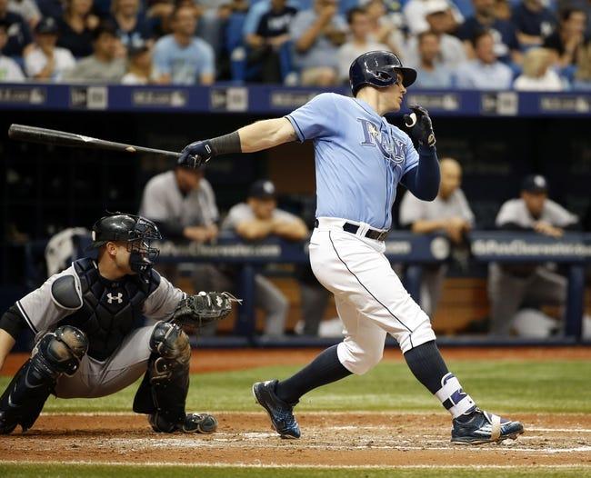 Yankees at Rays - 7/29/16 MLB Pick, Odds, and Prediction