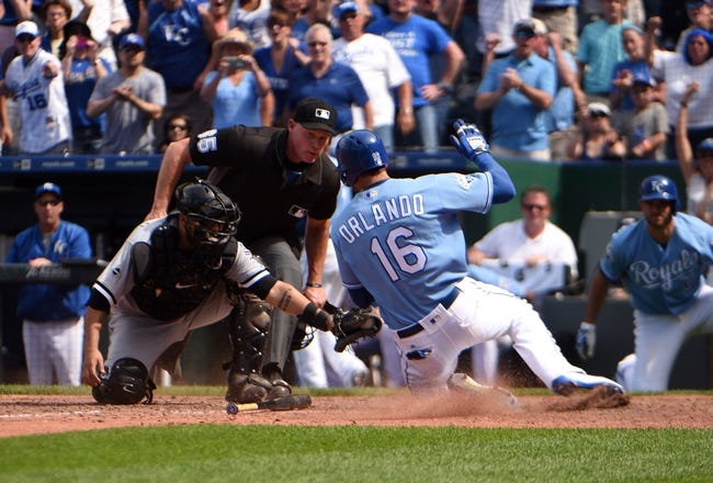 Chicago White Sox vs. Kansas City Royals - 6/12/16 MLB Pick, Odds, and Prediction