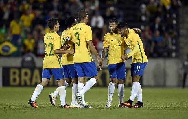 Brazil vs. Ecuador Copa America Pick, Odds, Prediction - 6/4/16