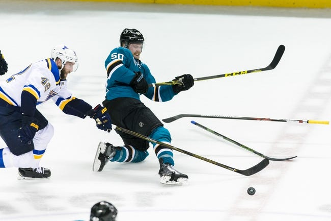 St. Louis Blues vs. San Jose Sharks - 11/17/16 NHL Pick, Odds, and Prediction
