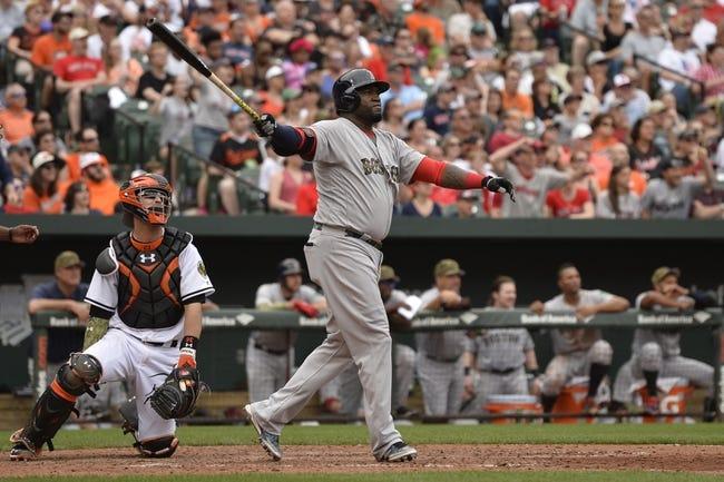 Baltimore Orioles vs. Boston Red Sox - 6/1/16 MLB Pick, Odds, and Prediction