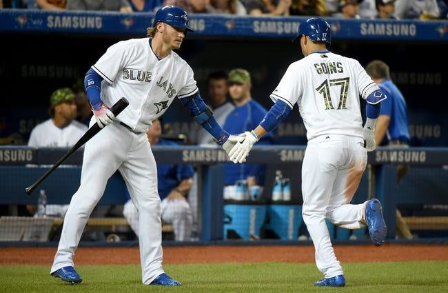 Toronto Blue Jays vs. New York Yankees - 5/31/16 MLB Pick, Odds, and Prediction