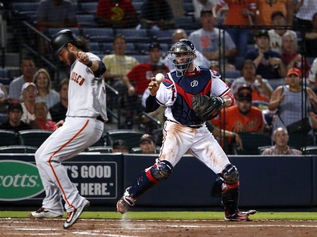Atlanta Braves vs. San Francisco Giants - 6/1/16 MLB Pick, Odds, and Prediction