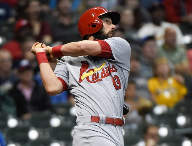 Milwaukee Brewers vs. St. Louis Cardinals - 6/1/16 MLB Pick, Odds, and Prediction