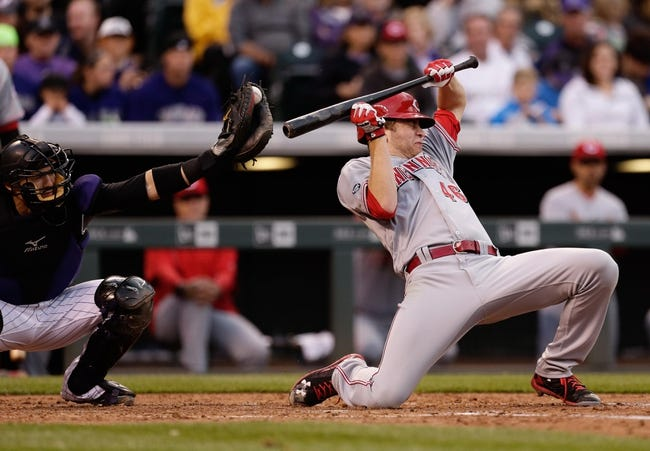 Rockies vs. Reds - 6/1/16 MLB Pick, Odds, and Prediction