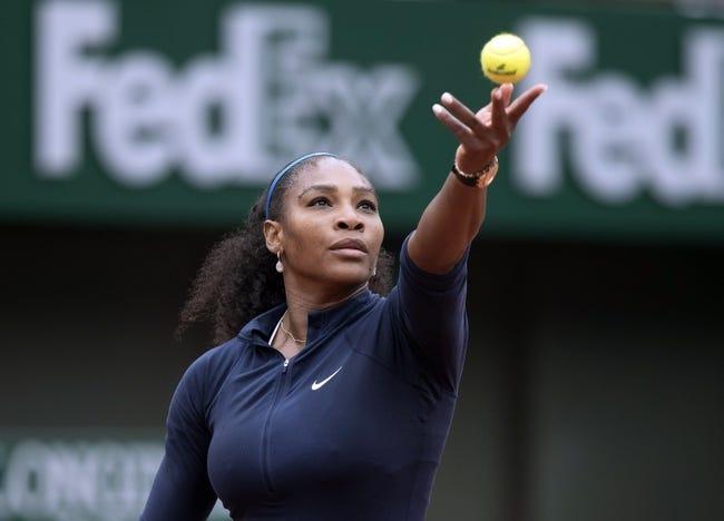 Serena Williams vs. Kiki Bertens 2016 French Open Semifinal Pick, Odds, Prediction
