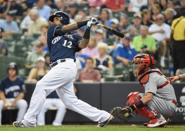Cardinals vs. Brewers - 7/1/16 MLB Pick, Odds, and Prediction