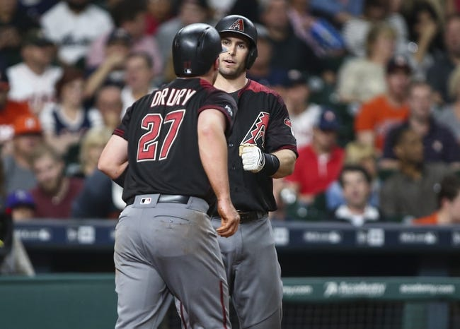 Diamondbacks vs. Rays - 6/6/16 MLB Pick, Odds, and Prediction