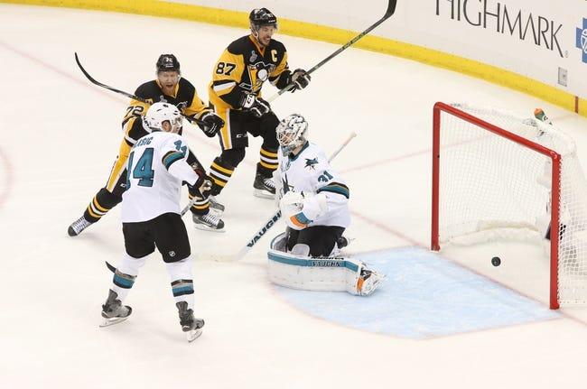 San Jose Sharks vs. Pittsburgh Penguins Game Three - 6/4/16 NHL Pick, Odds, and Prediction