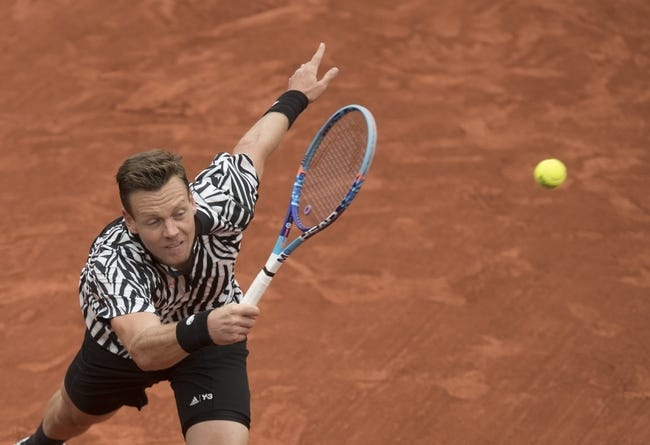Tomas Berdych vs. Ivan Dodig 2016 Wimbledon Pick, Odds, Prediction