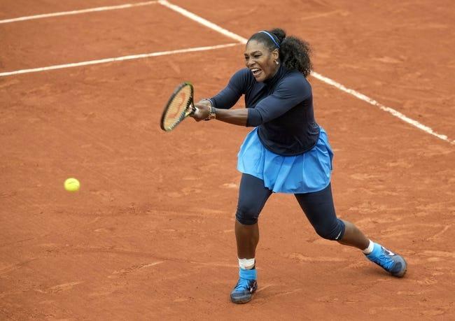 Serena Williams vs. Garbine Muguruza 2016 French Open Final Pick, Odds, Prediction