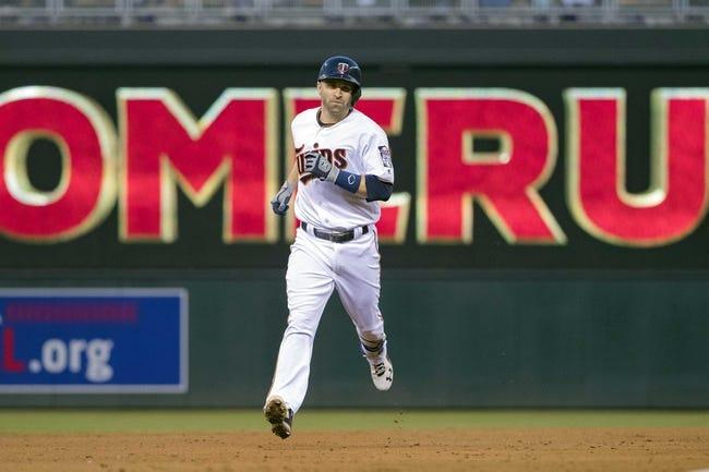 Twins vs. Rays - 6/3/16 MLB Pick, Odds, and Prediction