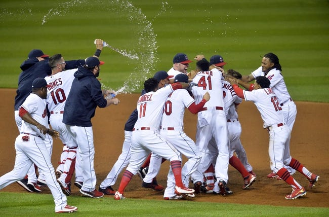 Indians vs. Royals - 6/5/16 MLB Pick, Odds, and Prediction
